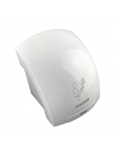 Сушилка для рук, цвет белый 1800W, код: 6903