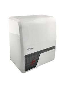 Сушилка для рук цвет белый, квадратная 1500W, код: 6908