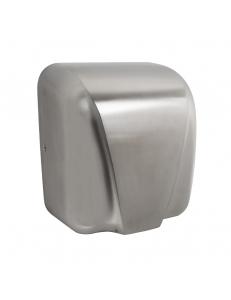 Сушилка для  рук , скоростная , антивандальная  корпус из нержавеющей стали , МАТОВАЯ код 6953