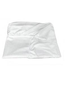 Наматрасник непромокаемый с бортом из ткани 80*200