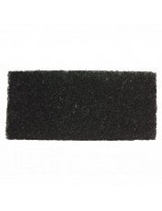 Ручной пад 25 X 11,5 см (черный) (скорблок)