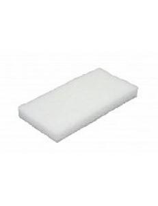Ручной пад 25 X 11,5 см (белый) (скорблок)