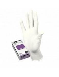 Перчатки виниловые ECO (L) Cмотровые 50пар/кор