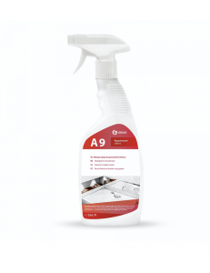 Кислотное моющее средство для уборки ванных комнат А9, 600мл