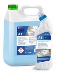 Моющее средство для ежедневной уборки туалетов.Концентрат, 5 кг