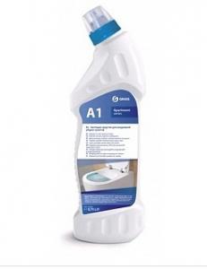 Моющее средство для ежедневной уборки туалетов, 750 мл