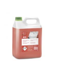 Кислотное моющее средство для уборки ванных комнат А9+ Концентрат, 5 кг