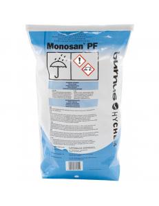 Monosan PF -Порошок для стирки белого текстиля дезинфицирующий 20кг