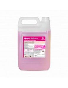 Детекс Soft Rose (розовый) Кондиционер для белья , канистра 5л