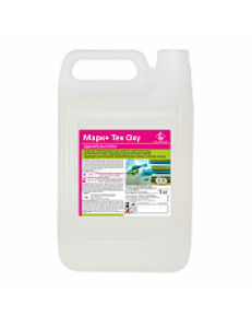 МАРК + Тех Oxy 5л. пятновыводитель на основе активного кислорода без Хлора (средство отбеливающее)