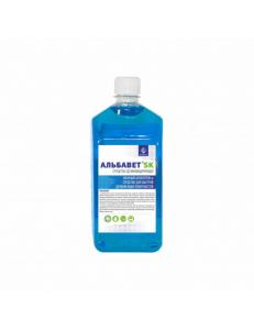 Альбавет® SK 1л кожный антисептик и средство для быстрой дезинфекции поверхностей