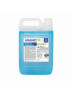 Альбавет® SK 5л кожный антисептик и средство для быстрой дезинфекции поверхностей