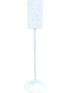 Мобильная стойка для дозатора SD-1 белая