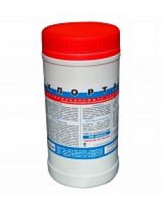 Хлортаб, таблетки хлорные №300 в банке