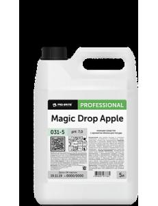 Magic Drop Apricot 5л Моющее средство с ароматом яблока для посуды