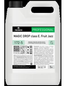 Magic Drop Class E Fruit Jazz 5л Моющее средство эконом-класса с фруктовым ароматом для посуды
