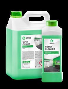 Super Cleaner 5 л. Концентрированое щелочное моющее средство для всех водостойких поверхностей