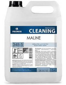 Maline (Мэйлайн) 5л, средство для чистки акриловых ванн и деликатной сантехники.