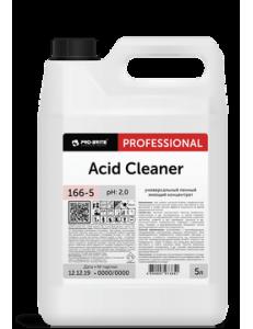Acid Сleaner Универсальный пенный моющий концентрат 5л