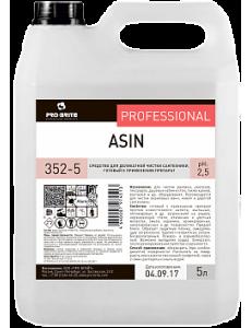 ASIN 5л. cредство для деликатной чистки сантехники