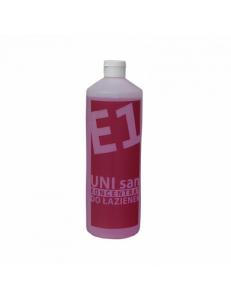 E1 UNI San кислотное средство для уборки санузлов - концентрат (1л.)