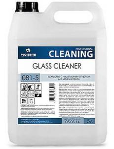 Glass Cleaner (Гласс клинер) 5л. Средство с нашатырным спиртом для мойки стёкол.
