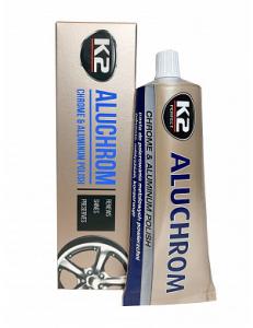 ALUCHROM K2 (АЛЮХРОМ) Паста для полировки нержавеющей стали и блестящих поверхностей