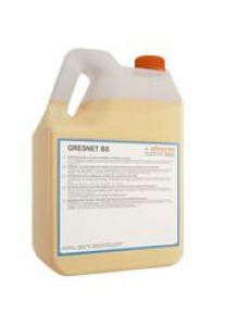 GRESNET BS 5л  Греснет БС Моющее средство  для пористых поверхностей, имеющих сильную степень загрязнения. Идеально для плитки, керамогранита, цементных полов.