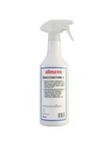 SMACCHIATORE 4 пятновыводитель для удаления пятен крови и других биологических загрязнений