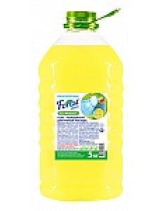 "FOREST clean   Гель для посуды ""Сочный лимон"" 5 кг ПЭТ"
