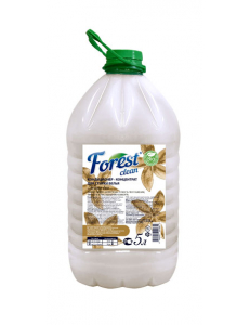 "FOREST clean  Кондиционер для белья ""Aroma Fresh"" КОНЦЕНТРАТ 5 кг ПЭТ"
