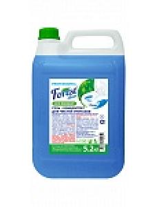 """FOREST clean  Гель для чистки унитаза """"Океан"""" концентрат 5,2 кг Канистра"""