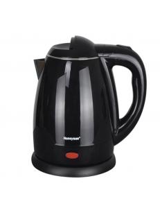 Чайник гостиничный электрический черный OM-12 объем 1,2л