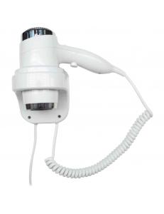Фен HOTELline настенный белый 1800-2200 W, 02011.W, шт