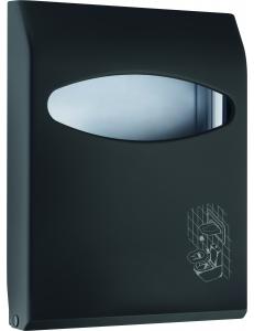 Диспенсер для туалетных накладок Black
