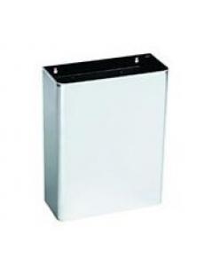 Контейнер подвесной для мусора 23 литра металл