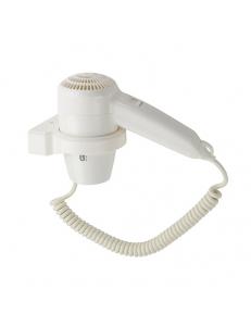 Фен для волос, крепление-кольцо, 1200W, код: 6821