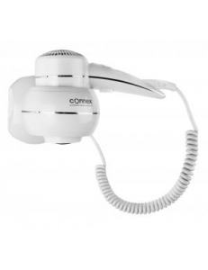 Фен настенный CONNEX WT-1500W1 CHROME LINIE