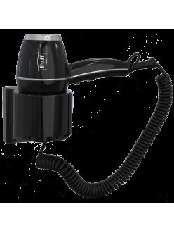 """Фен для волос """"Puff-1800Вl"""",черный, 1,8 кВт"""