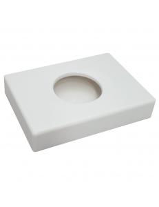 Диспенсер для гигиенических пакетов белый