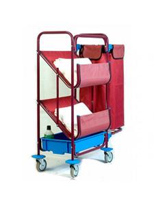 Купить тележку для уборки помещений по лучшей цене в Краснодаре
